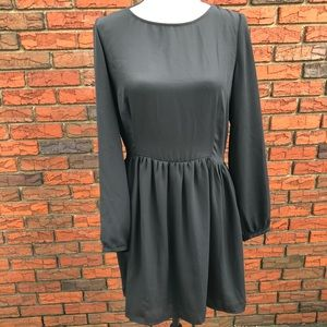 NWT MNG by Mango Long Sleeve Dress